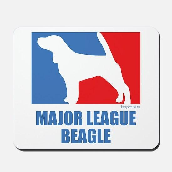ML Beagle Mousepad