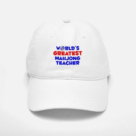 World's Greatest Mahjo.. (A) Cap