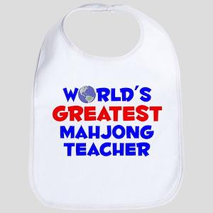 World's Greatest Mahjo.. (A) Bib