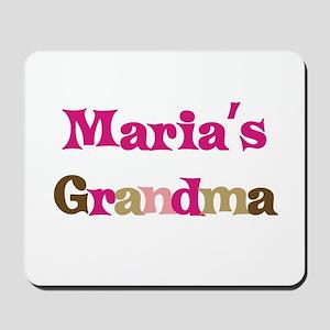 Maria's Grandma Mousepad
