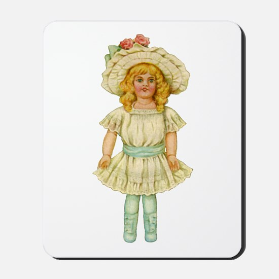 CHINA DOLL Mousepad