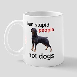 Rottweilers! Mug
