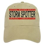 Printed NWS Storm Spotter / Emer. Comms
