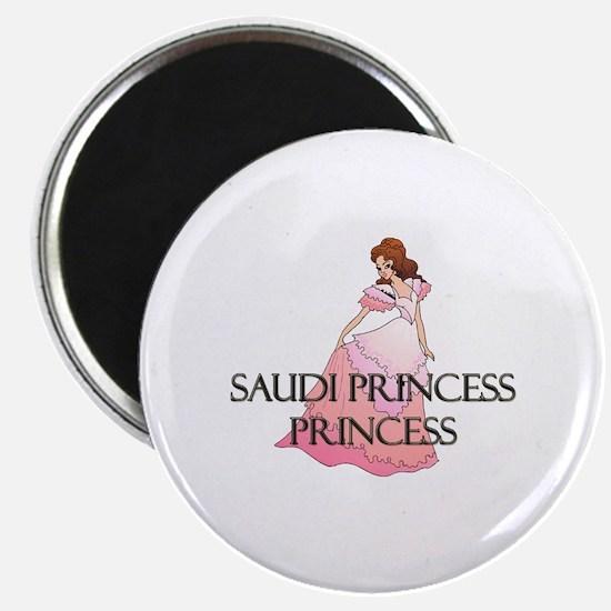 Saudi Princess Princess Magnet