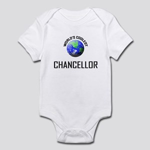World's Coolest CHANCELLOR Infant Bodysuit