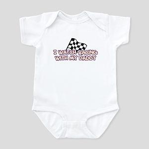 11 Racing Daddy Infant Bodysuit