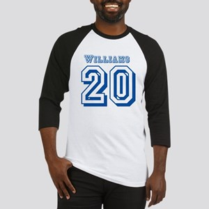 # 20 Smash Williams Jersey Baseball Jersey