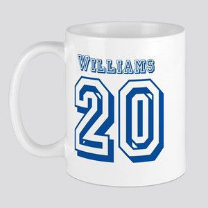 # 20 Smash Williams Jersey Mug