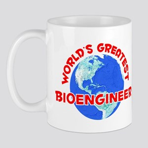 World's Greatest Bioen.. (F) Mug