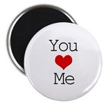 You Heart Me Magnet