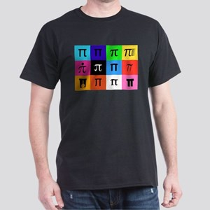 colorblock happy pi day T-Shirt
