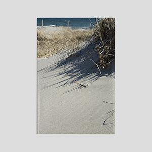 Cape Cod Dunes Rectangle Magnet