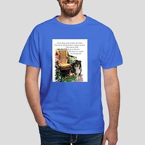 Tri-Color Collie Dark T-Shirt
