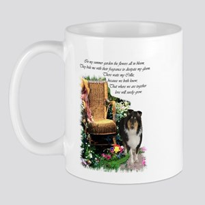 Tri-Color Collie Mug