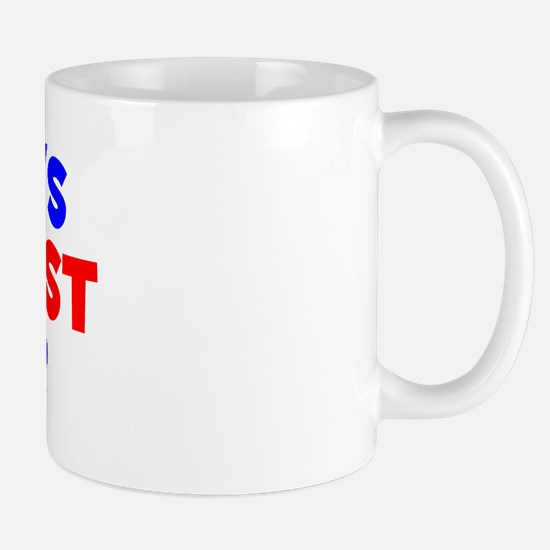 World's Greatest Mayor (A) Mug