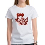 Spoiled Brat - Red Women's T-Shirt