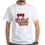 Spoiled Brat - Red White T-Shirt