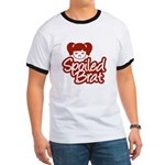 Spoiled Brat - Red Ringer T