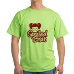 Spoiled Brat - Red Green T-Shirt