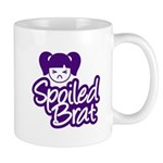 Spoiled Brat - Purple Mug