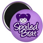 Spoiled Brat - Purple Magnet