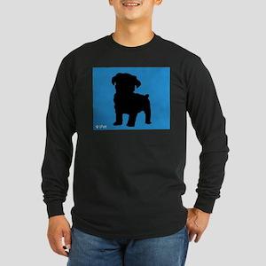Schnoodle iPet Long Sleeve Dark T-Shirt