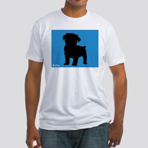 Schnoodle iPet Fitted T-Shirt