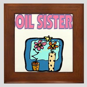 Soil Sisters Framed Tile