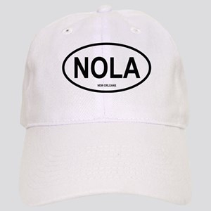 New Orleans Oval Cap