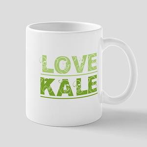 LOVE KALE Mugs