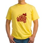 Little Bunny - Red Yellow T-Shirt