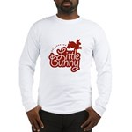 Little Bunny - Red Long Sleeve T-Shirt