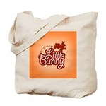 Little Bunny - Red Tote Bag