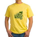Little Bunny - Green Yellow T-Shirt