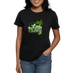 Little Bunny - Green Women's Dark T-Shirt