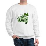 Little Bunny - Green Sweatshirt