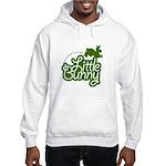 Little Bunny - Green Hooded Sweatshirt