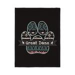 Great Dane Twin Duvet Cover