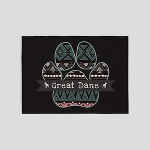 Great Dane 5'x7'Area Rug