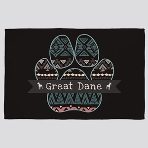 Great Dane 4' x 6' Rug