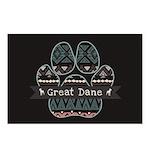 Great Dane Postcards (Package of 8)
