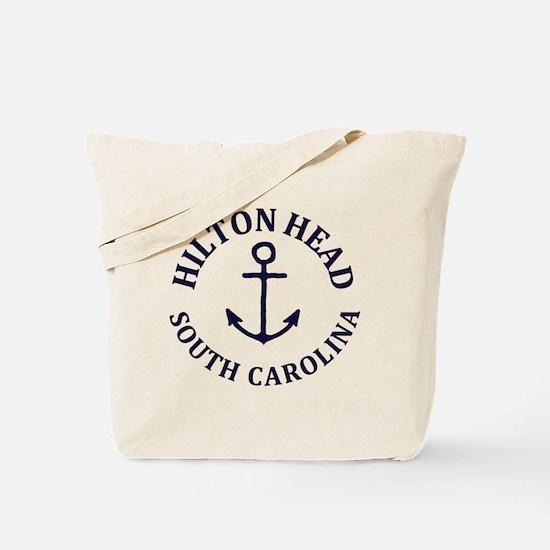Hilton head Tote Bag