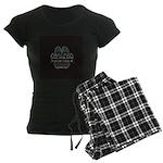 Great Dane Women's Dark Pajamas