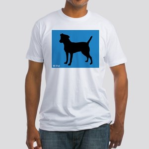 Patterdale iPet Fitted T-Shirt