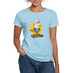 Cap'n Comics Women's Light T-Shirt
