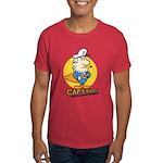 Cap'n Wacky's Comics Dark T-Shirt
