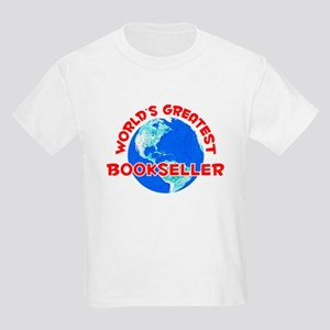 World's Greatest Books.. (F) Kids Light T-Shirt