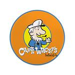 """Cap'n Wacky's 3.5"""" Button"""