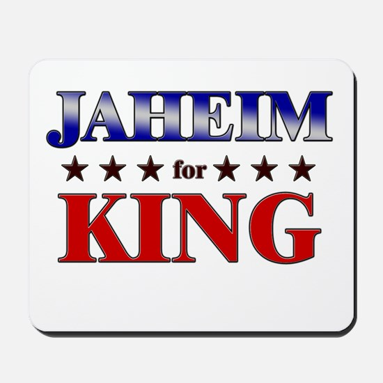 JAHEIM for king Mousepad