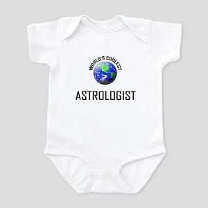 World's Coolest ASTROLOGIST Infant Bodysuit